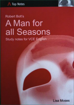 Man for All Seasons: Study Guide