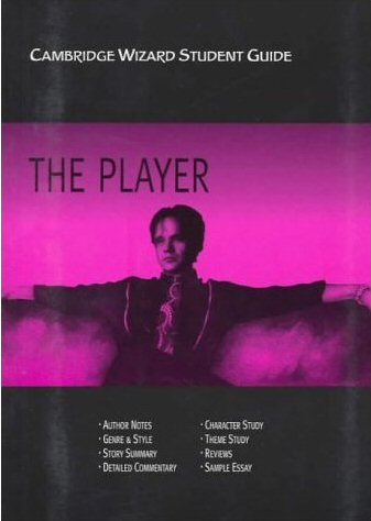 The Player: Study Guide